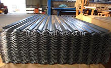 Building construction material corrugated galvanized/aluzinc/aluiminum steel roofing sheet 02