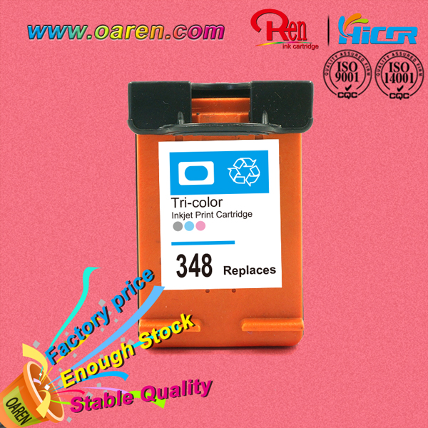 office & school supplies for hp ink jet cartridge 348 ink cartridge
