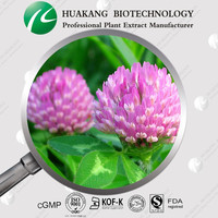 Women Health Product 8~60% Isoflavones Powder Red Clover Extract