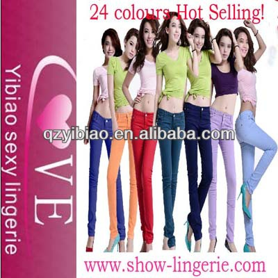 Hot Sellig Fashion Stretchy Multicolored Young Ladies Leggings Sex,Free Shipping