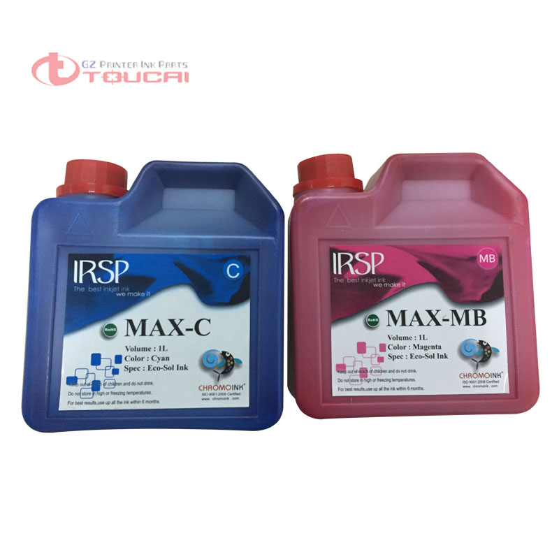 Best quality 3 years outdoor eco solvent ink for ep son dx4 dx5 dx7 print head ink