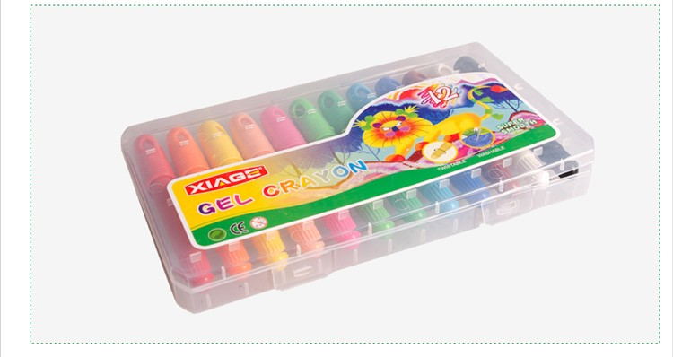 Wax Crayon Promotional Gel Crayon