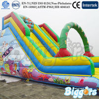 Giant Inflatable Stair Slide Toys for Adults and Children
