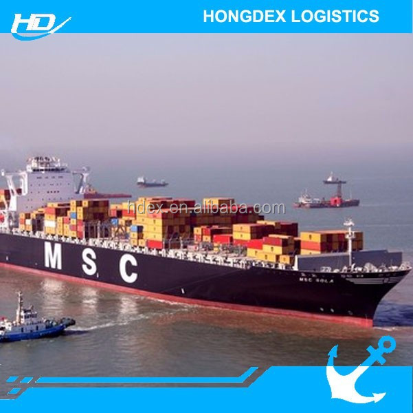 Freight Forwarder International shipping to jakarta