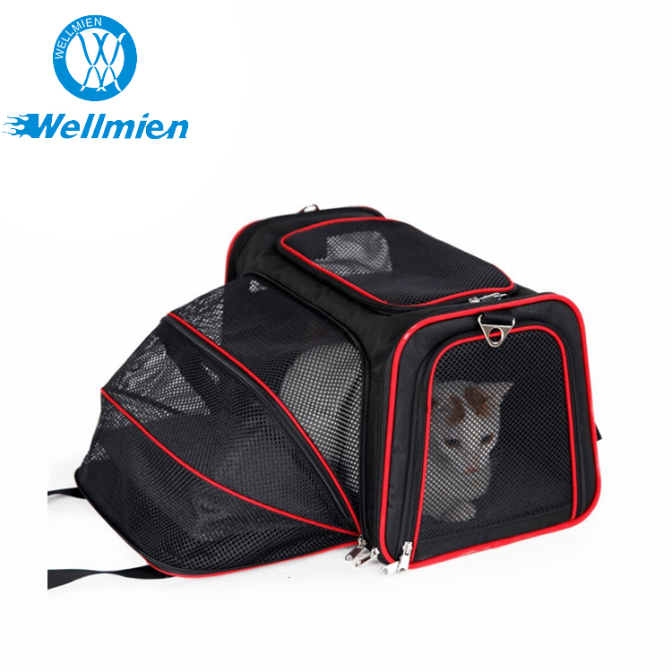 Small Animals Portable Dog Travep Carrier Bag Airline Pet Carrier