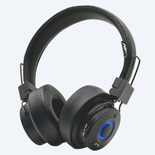 2019 NIA <strong>X10</strong> New Bluetooth Wireless Headphones with Color Changing LED Light, APP Control and Micro SD Card Play