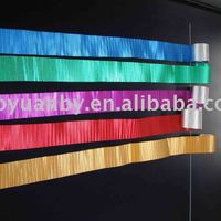 Aluminium Foil Coloring Strip For Decorating