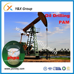 High Molecular Weight Oil Well Polyacrylamide PHPA