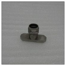Auto lathe metal cast iron wood stove parts chrome angel micro machining