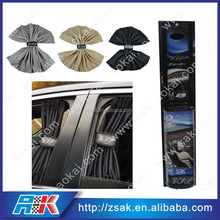 High quality luxury car side curtain sunshade