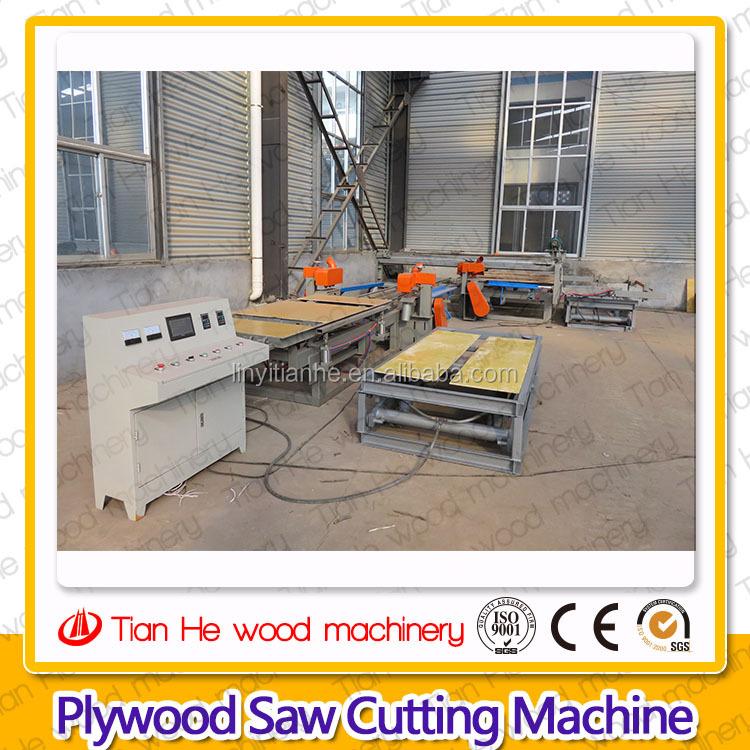 Plywood Cutting Machine ~ Plywood saw cutting machine buy
