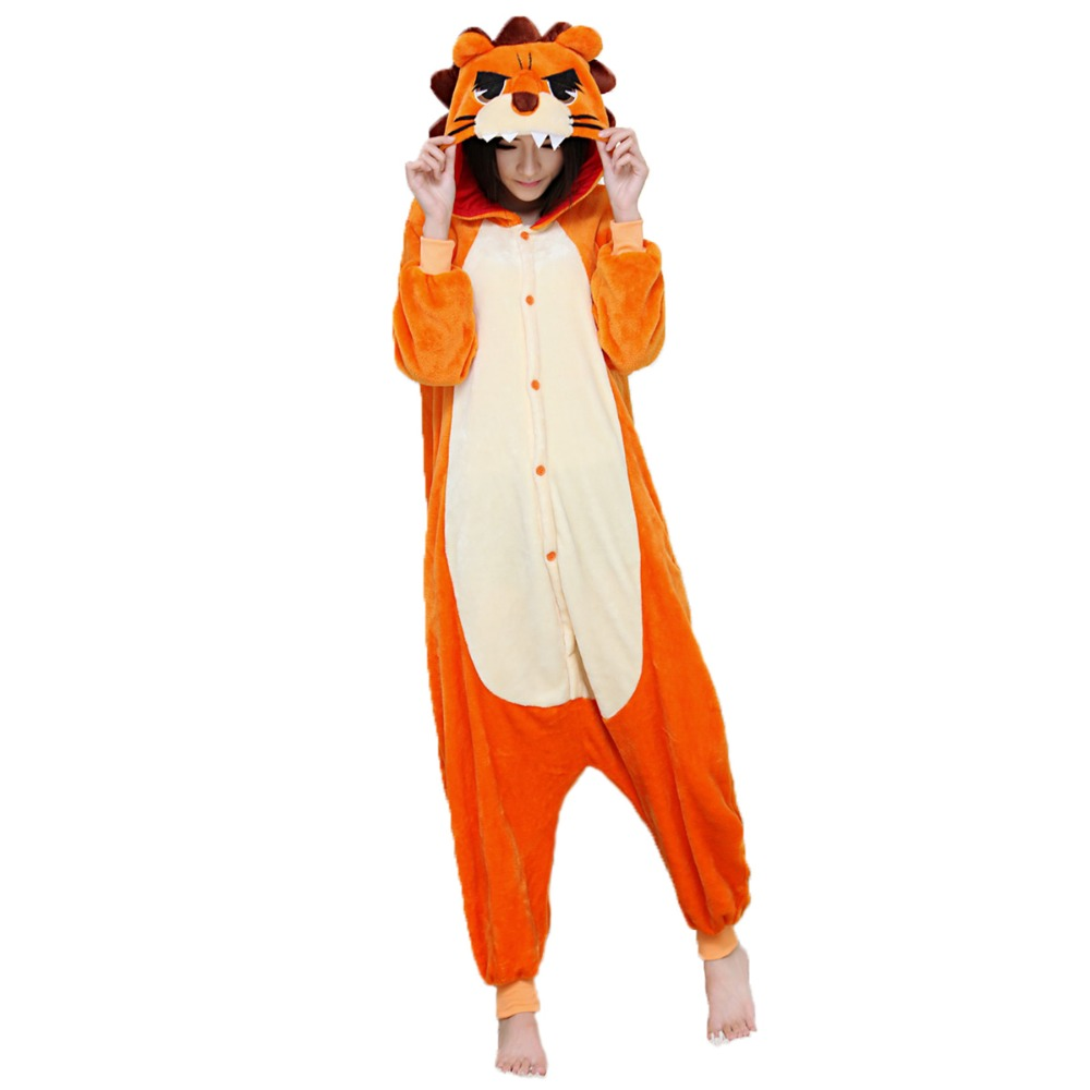 2016 Wholesale Newest Shaped Flannel Kigurumi Pajamas of Women Pajamas