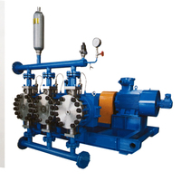 Pneumatic Driven Chemical Injection System Dosing Pump