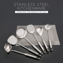 Price of restaurant stainless steel utensil for kitchen high quality cutlery kitchen accessories l for home utensils china