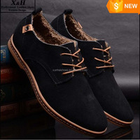 Vancouver Wolf 2016 genuine leather winter boots ankle sewing warm thickening men boots pointed toe men Oxford Shoes EU 45-48