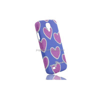 for Samsung galaxy S4 protective case, custom design printd with Rubberized matte finish