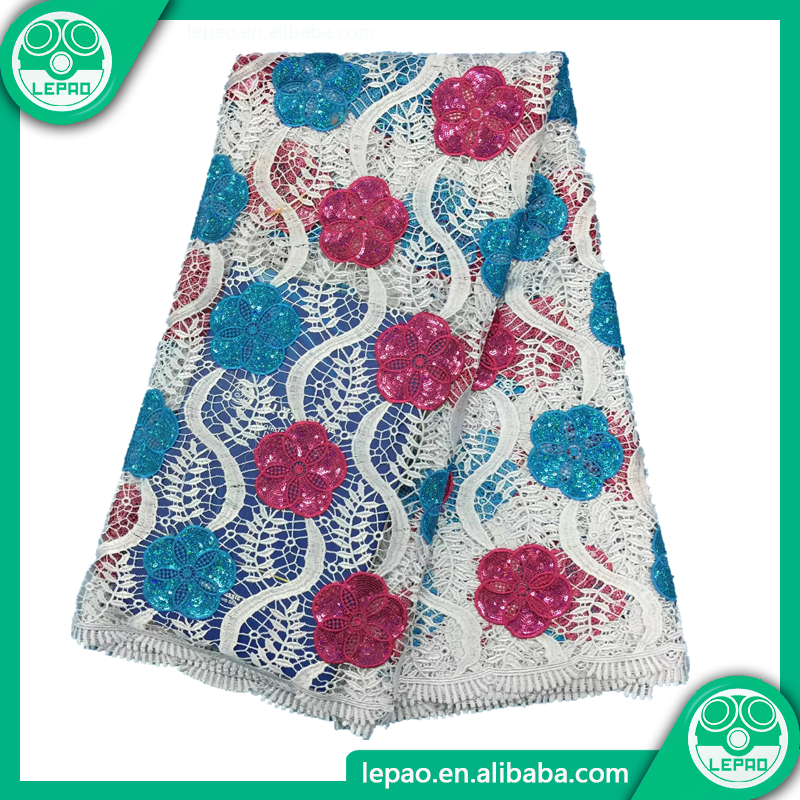 india george wrappers wholesale african lace fabrics ,2017 lepao lace fabrics