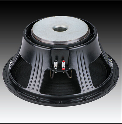 15 inch RCF PA speaker 500 Watts bass woofer