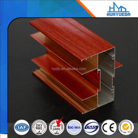 Aluminum profile for sliding door/Aluminium extrusion aluminum extrusion profiles for sliding doors and windows kitchen cabinet