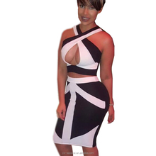 2016 new fashion night bodycon clubwear party bandage dresses ladies for sale