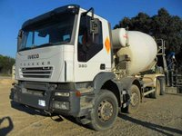 MAN 380 8X4 Concrete Mixer 10m3