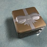 Emboss Gift Box Craft 4x4 Gift