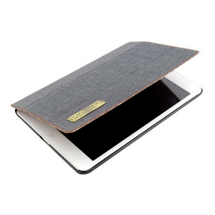 Popular new arrival handmade pu cover for ipad air