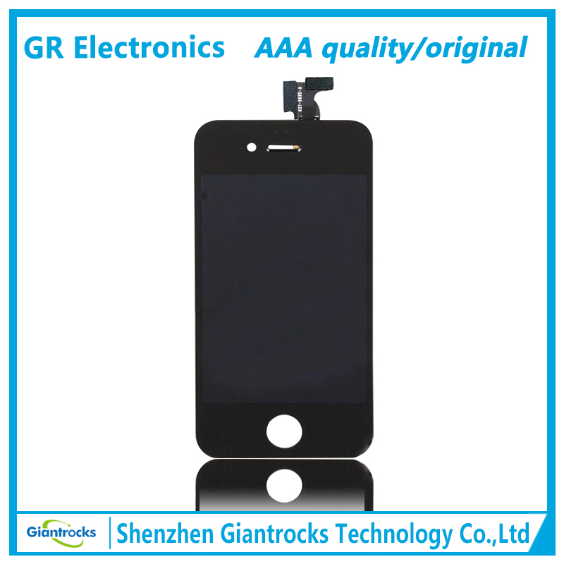 Original Lcd touch screen for iphone4/4S, original lcd digitizer for iphone 4