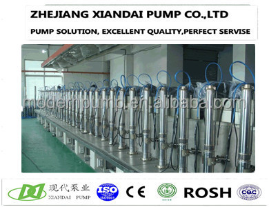 Stainless Steel Submersible Pump underground water pump