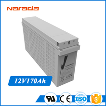 Narada High Capacity MP Series 12V 170Ah Opzs Vehicle Battery