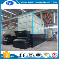 China Best Horizontal thermal fluid oil heater