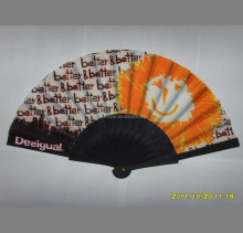 Spanish handheld wooden fan