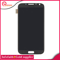 Hot selling for Samsung Galaxy Note 2 N7100 N7105 t889 i317 lcd display with touch screen digitizer