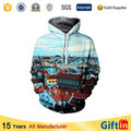 Wholesale round neck pullover, custom 3d sublimation cheap,pullover assassins creed hoodie