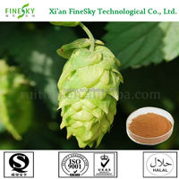 Gmp Factory Supply Hops Extracts,High Quality Hops Extracts,Hops Extract 20:1