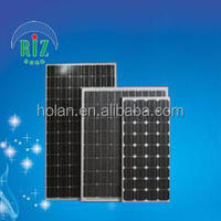 low frequency energy saving induction solar street light solar panel
