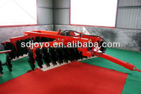 24 blades tractor mounted disc harrow