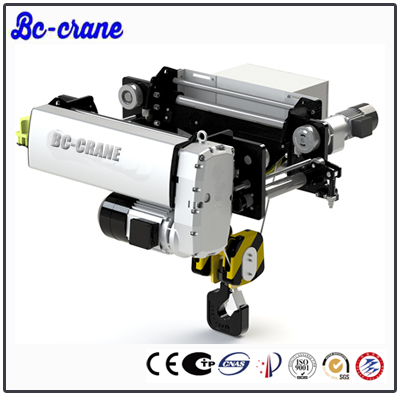 CE Certification European type wire rope electric hoist