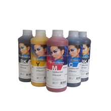 Korea Inktec DTI sublinova dye sublimation ink 6 color