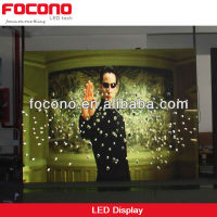 Focono Factory P6 Indoor Full Color Stage LED Screen for Night Club