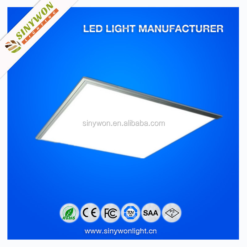Top Selling 600*600mm New Thin Flat Led Ceiling Light Fixtures