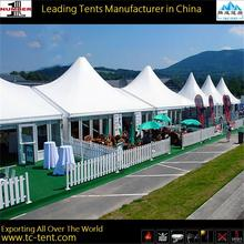 10 People Party Tent Rental Shanghai with AC system