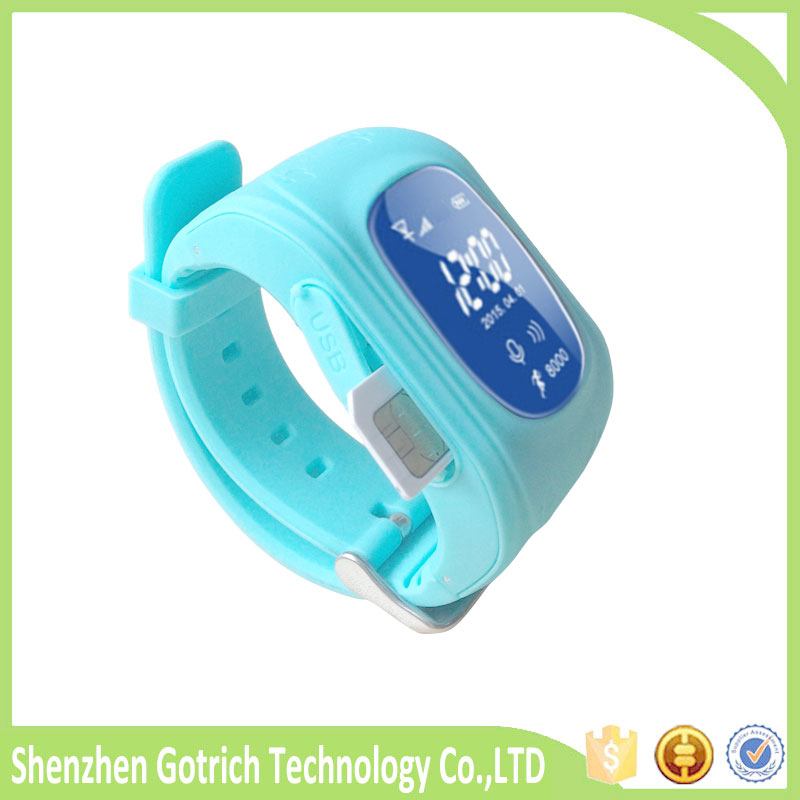 Lower price electronic kids smart watch interactive with app safe hidden custom products smallest gps tracker for kids
