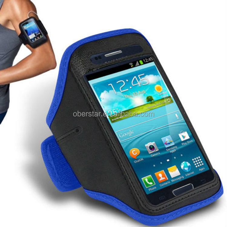 Water proof Sport jogging running gym armband Strap Case For Samsung Galaxy S3 mini i8190 cover