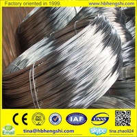 Specialized produce galvanized iron wire / annealed galvanized wire