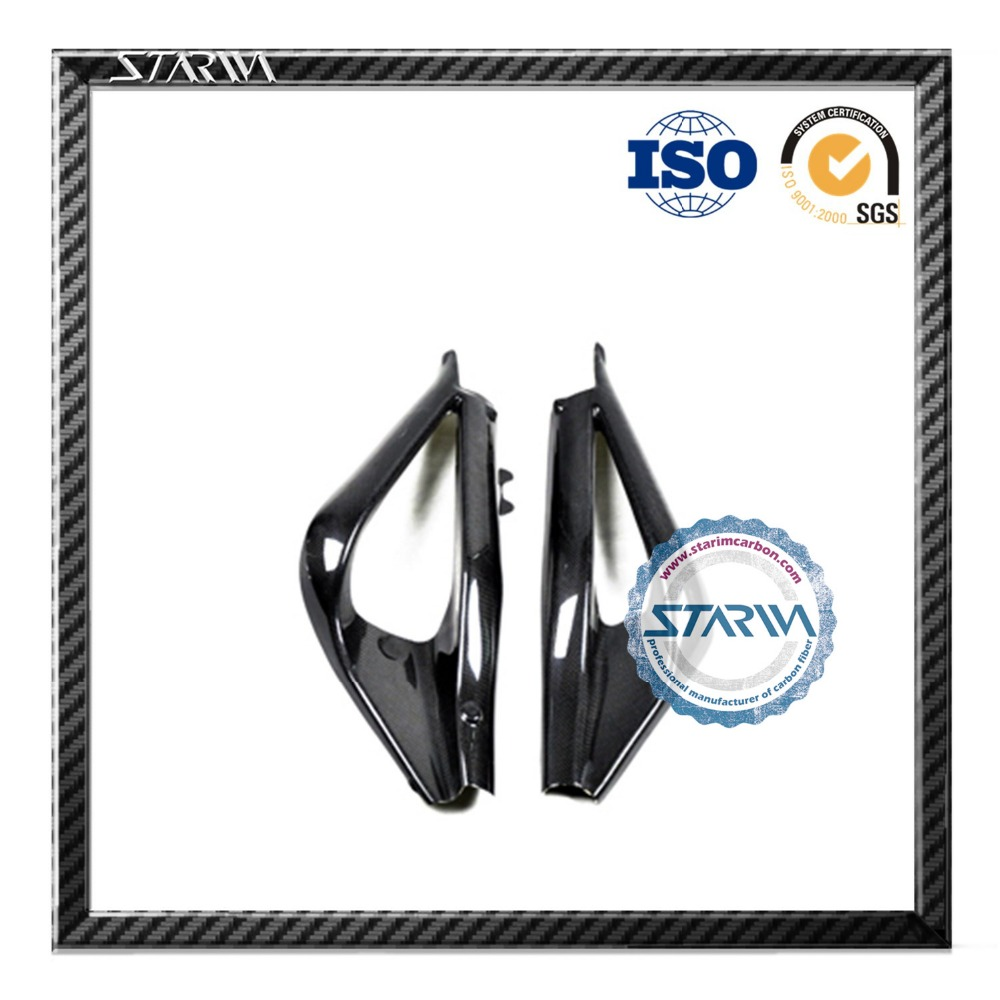 Best quality low price Carbon fiber motorcycle parts for side fairing parts German design