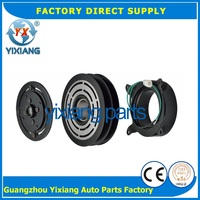 Guangzhou Factory 2B 167MM Pulley 10P33 Compressor AC 24V Electromagnetic Clutch Bus