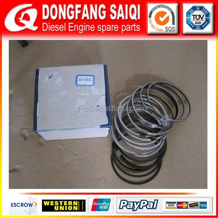 Better Quality Auto Spare Parts OEM Auto Piston Ring Small Engine Piston Rings