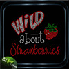 Bling wild about strawberry rhinestone iron on transfers wholesale