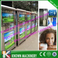Factory directly supply inexpensive 150, 200, 300, 400, 500,1000 Liters of milk vending machine / milk dispenser